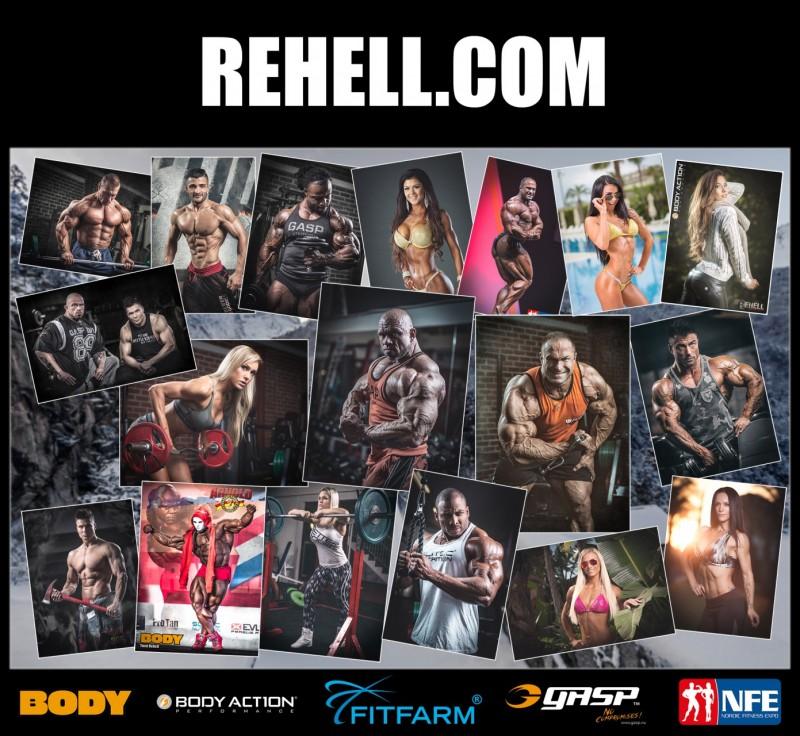 Mainoskuva ALL OUT Rehell.com
